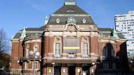 Concierto de Kurt Krömer en Hamburgo