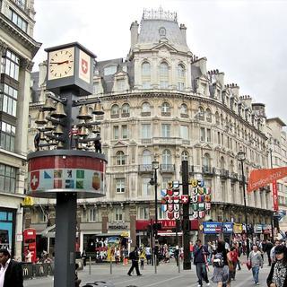 Concierto de Richard Herring en Londres