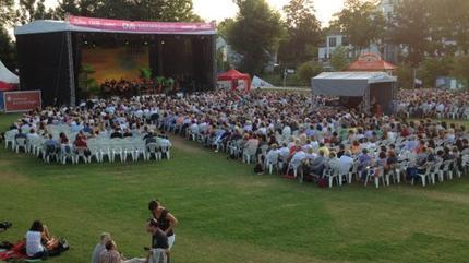 The BossHoss concert à Rosenheim