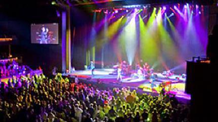 Macy Gray concert in Cabazon