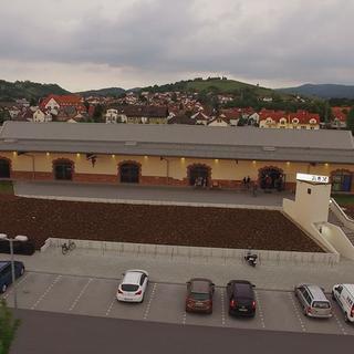 Concierto de Fischer-Z en Bensheim
