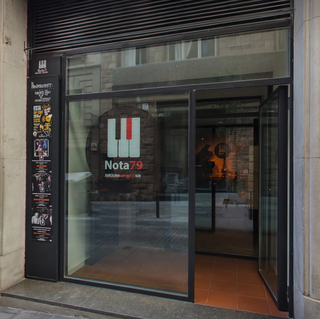 Concierto de Eduard Iniesta en Barcelona