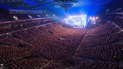 Avenged Sevenfold concert à Prague