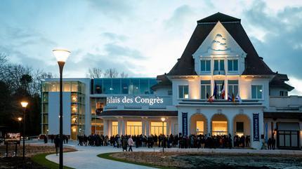 Ibrahim Maalouf concert in Le Touquet-Paris-Plage