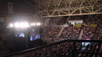 Negramaro concerto em Ancona