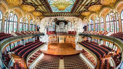 Concierto de Niños Cantores de Viena en Barcelona