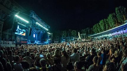 Concierto de Liam Gallagher en Lucca