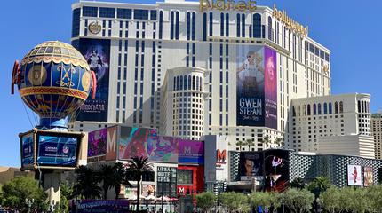 Scorpions + Queensrÿche concert à Las Vegas
