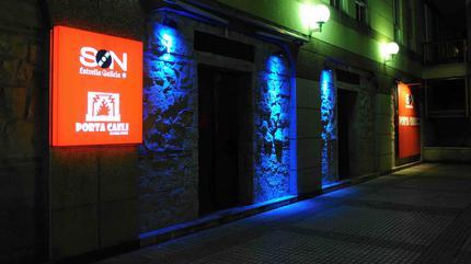 Leize + Vhäldemar concerto em Valladolid