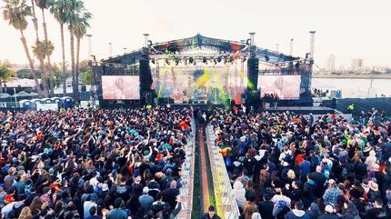 Konzert von Rebelution + Dirty Heads + SOJA in Long Beach