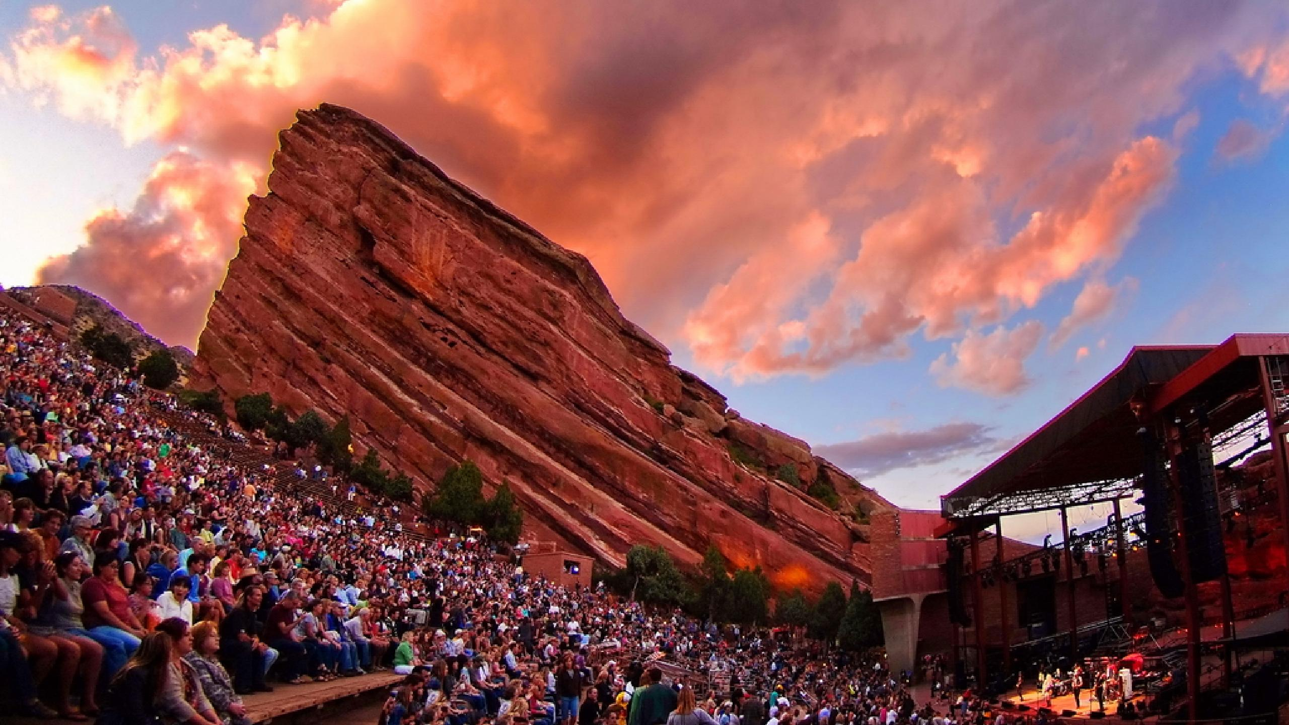 Red Rocks Schedule 2020.Red Rocks Amphitheatre Tickets And Concerts 2019 2020