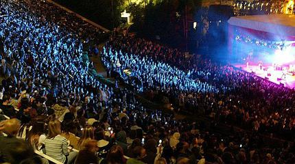 Alicia Keys concert à San Diego