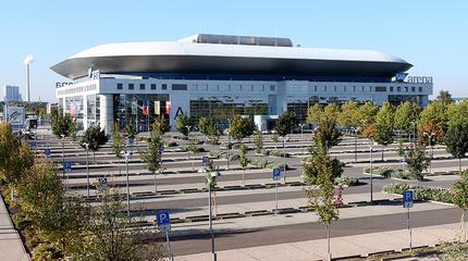 Céline Dion concert in Mannheim