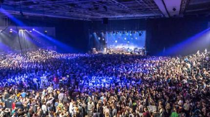 Konzert von 5 Seconds of Summer in Hamburg