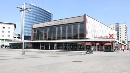 Stadthalle Cottbus 2021