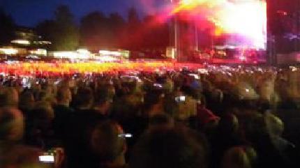 Broilers concerto em Losheim