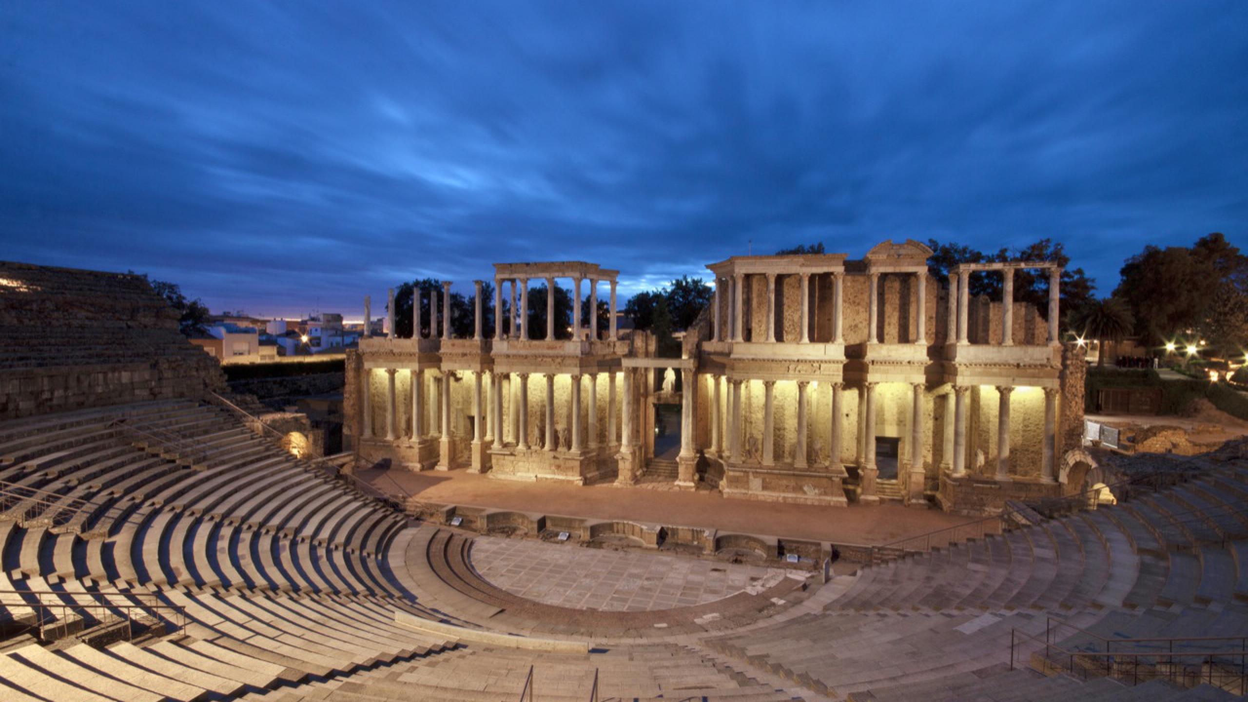 Boda Teatro Romano Merida : Teatro romano de mérida entradas y conciertos