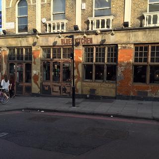Concierto de Old Dirty Brasstards en Londres