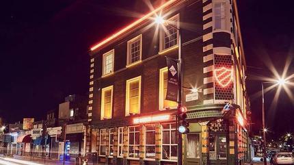 Concierto de Frank Turner + Albion + Mercutio en Camden Town