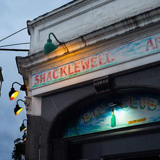 Concierto de Avalanche Party en Londres