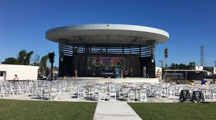The Temptations concerto em Key West