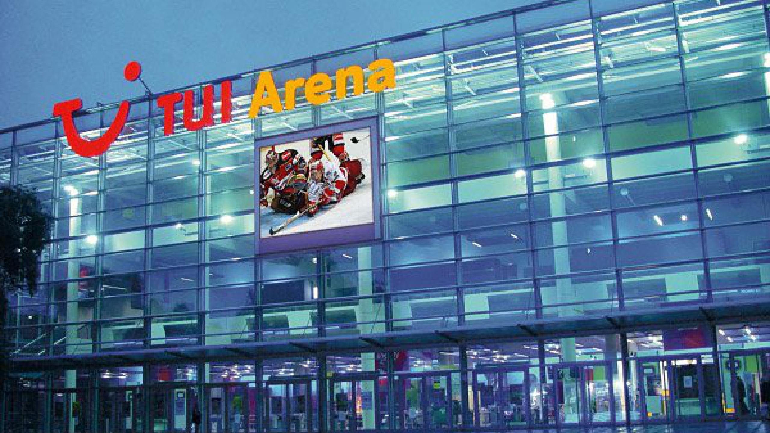 Tui Arena Tickets Und Konzerte 2017 2018 Wegow