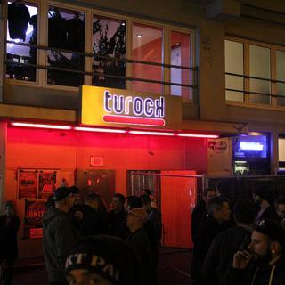 Konzert von Månegarm in Essen