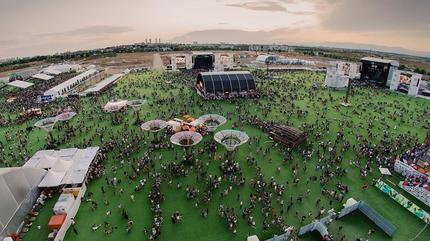 Concierto de Imagine Dragons + Twenty One Pilots + Metallica en Madrid