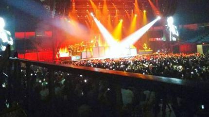 Concierto de Camila Cabello en San Diego