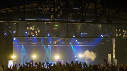 Sepultura concert in Houston