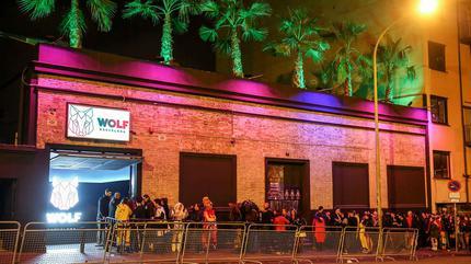Concierto de Clan of Xymox en Barcelona