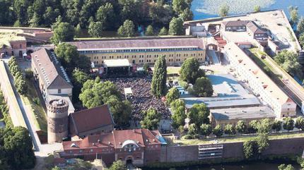 Concierto de Sting en Berlín